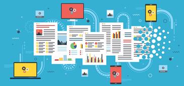 OCR Technology Automated Data Capture Loffler Companies header